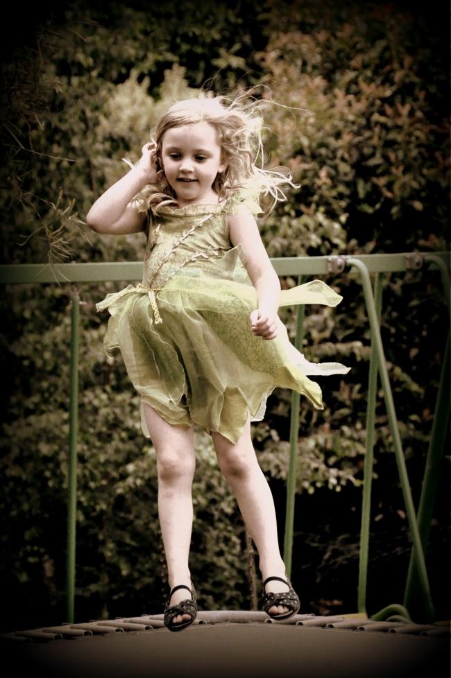 A fairies Leap
