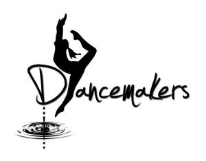 dancemakers logo design