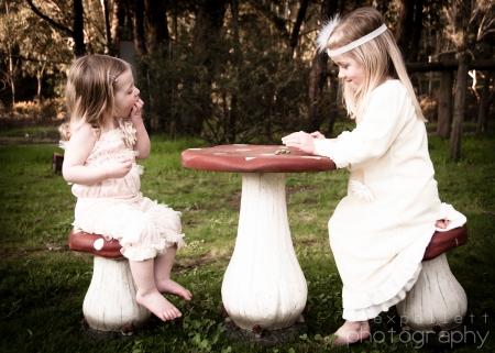 Family photo shoot ballarat