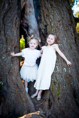 Natural style children's photography