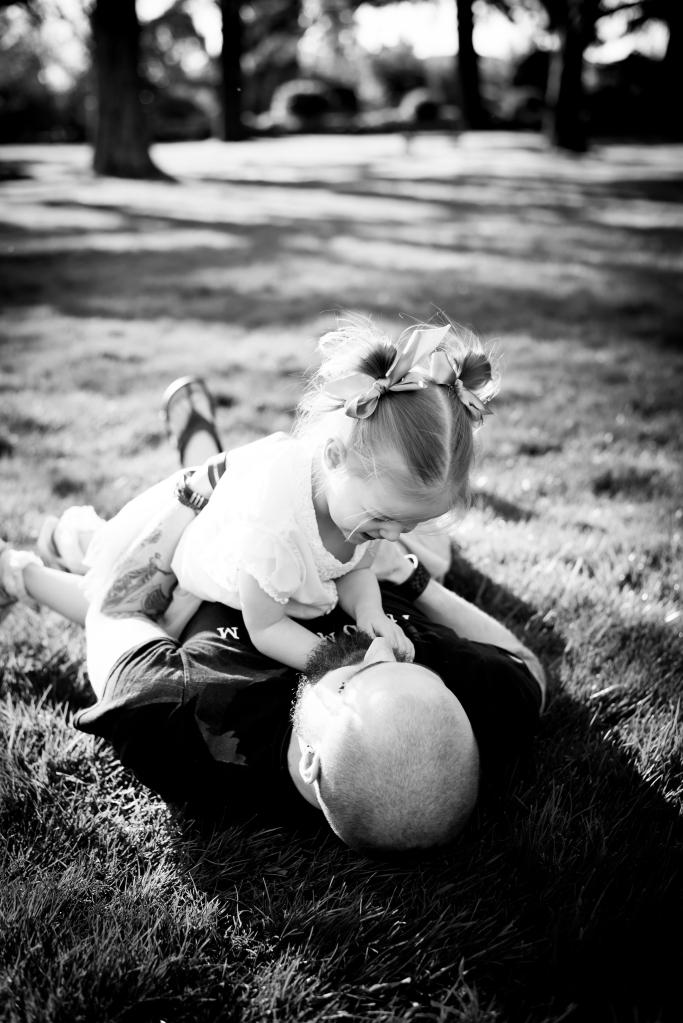 Family and children photographer Alex Pallett