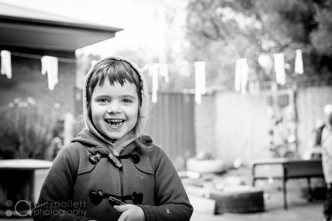 Ballarat childrens photographer Alex Pallett Kinder Photos 2015