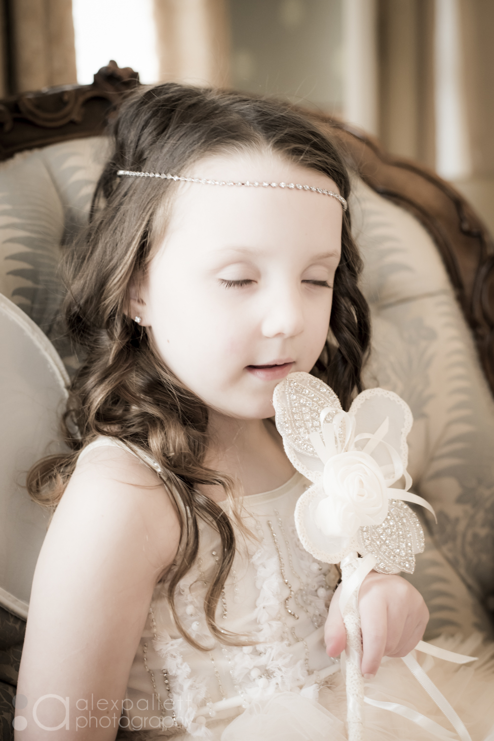 'Make a Wish' by children's photographer Alex Pallett