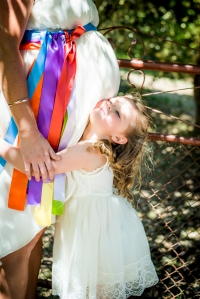 Rainbow Baby maternity photoshoot in Buninyong