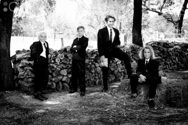 Paige Boys By Buninyong wedding photographer Alex Pallett