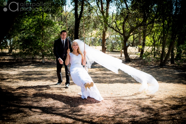 Swing By Buninyong wedding photographer Alex Pallett