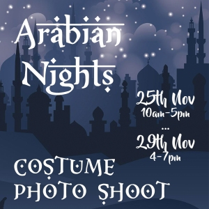 arabian nights online flyer